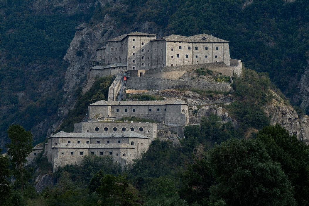The Fortress Of Bard Winter Season Residence Hotel